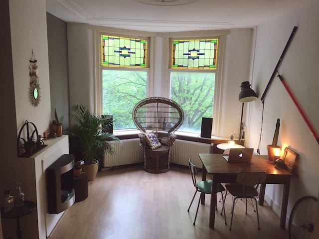 Lovely traditional dutch apartement