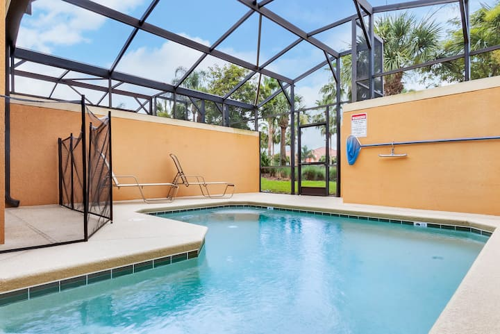 4Bedrooms/3Bathrooms Paradise Palms  (8970Candy)