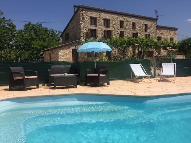 Contryside house in Baix Ebre - Aldover - 連棟房屋