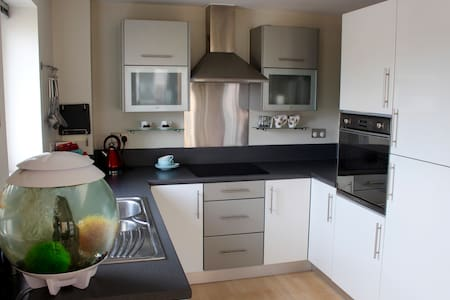Centrally Located Apartment - Basingstoke