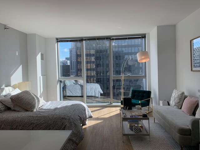 Living Luxury Studio in The Heart of Chicago