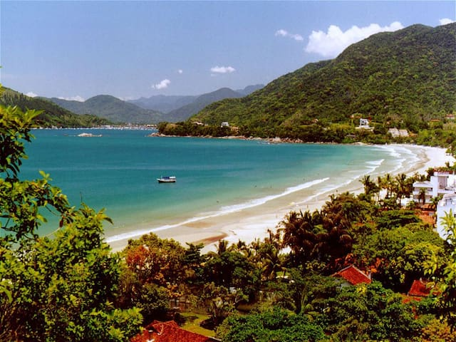 Apto tranquilo Guaruja enseada 300 metros da praia - Guarujá