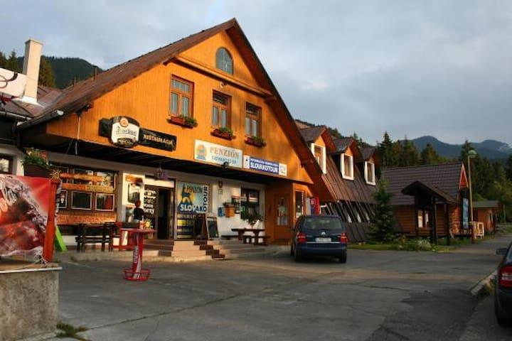 Penzion Slovakotour - Липтовски-Микулаш - Гестхаус