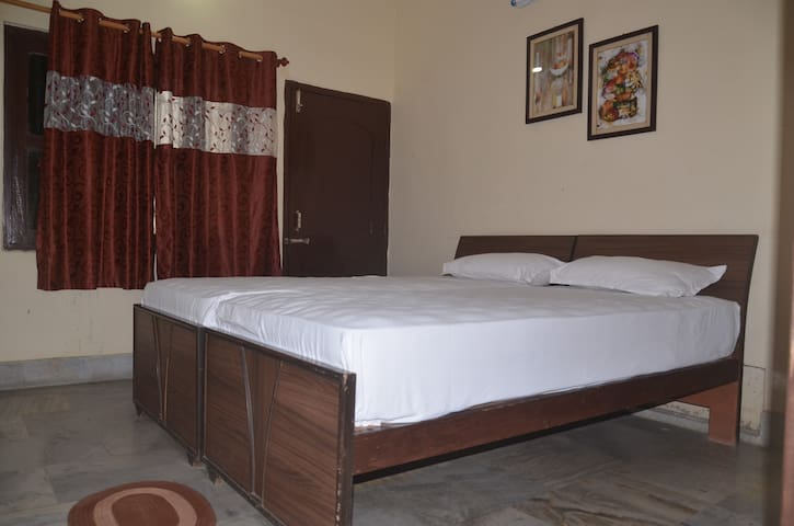 ONE WELL FURNISHED ROOM WITH KITCHEN
