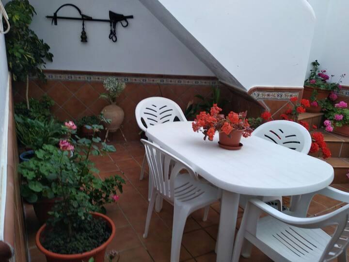 Apartamento nuevo en la Sierra Sur de Sevilla.
