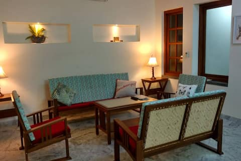 Rayon du Soleil #Full Apartment in Heritage Town