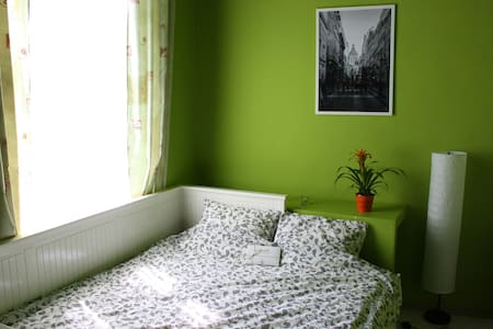 Sunny bedroom in the middle of the city - บูดาเปสต์ - อพาร์ทเมนท์