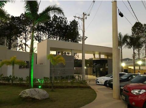 Apartamento novo e aconchegante em Pouso Alegre