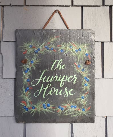 The Juniper House - Yamhill - Hus