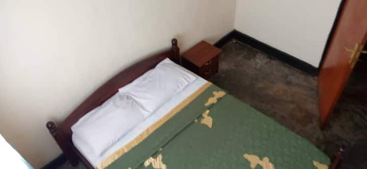 bedroom in a friendly property and good location