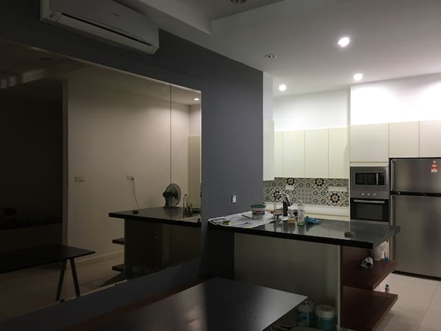 Spacious Area with Great Location - Kuala Lumpur - Apartament