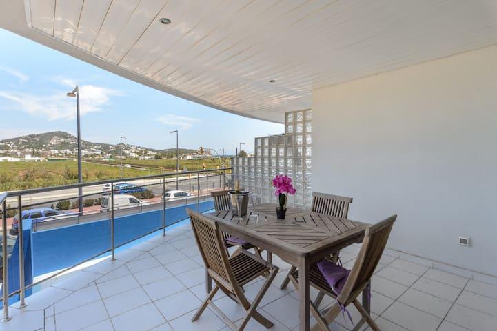 CHEAP HOME MARINA DE BOTAFOCH!! Bah - Ibiza / Eivissa - Wohnung