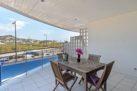 CHEAP HOME MARINA DE BOTAFOCH!! Bah - Ibiza / Eivissa - 公寓