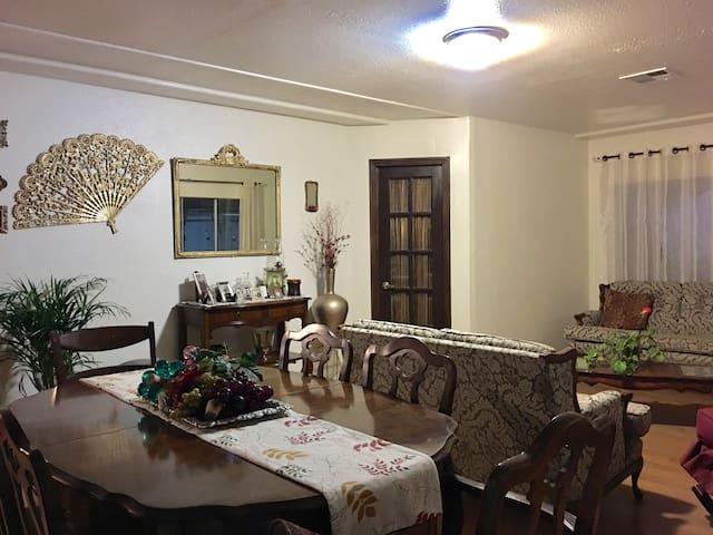 Agradable y acogedora estancia - Ensenada - Casa