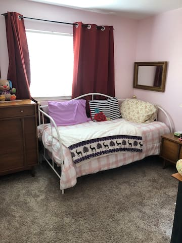 Furnished room available near ride out hospital