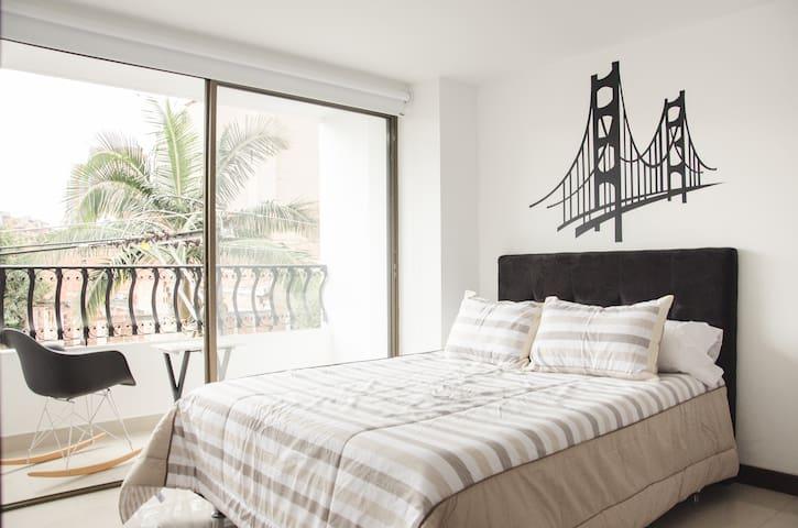 Comfortable BUENA MESA 3BDR - PROMO - Envigado - Apartment