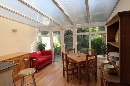 Comfy single room with Breakfast!! - Castleknock - Casa