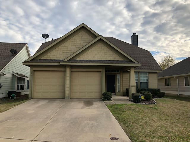 Comfortable and Quiet McKinney House near Frisco