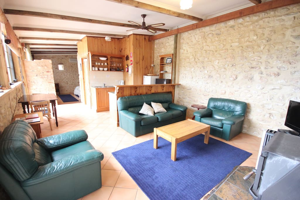 The Stables loungeroom