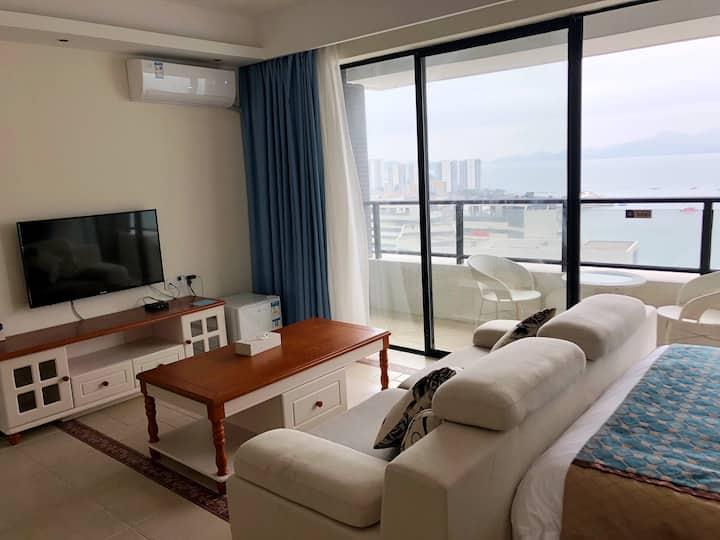 Poposea 泡泡海家园180度海景公寓