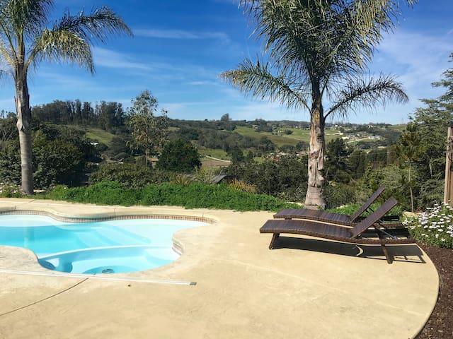 Serenity, Comfort, Poolside Suite - Arroyo Grande - Haus