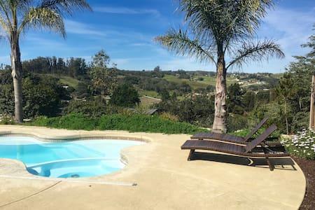 Serenity, Comfort, Poolside Suite - Arroyo Grande - Dom