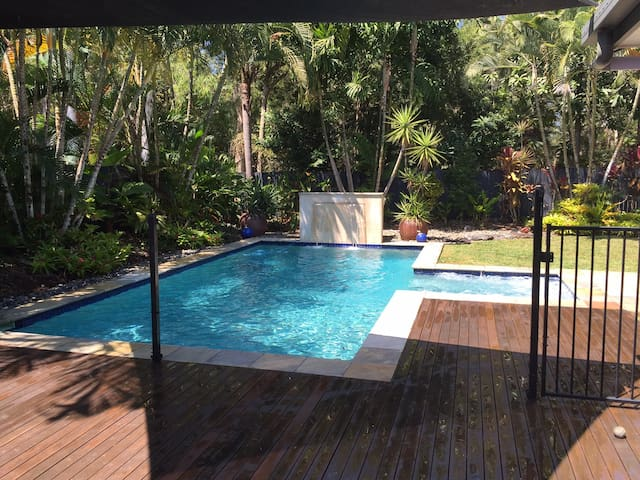 Port Douglas Quite Large House Clean & Comfortable - Craiglie - Casa