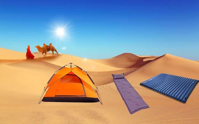 好久不见沙漠露营13893738346