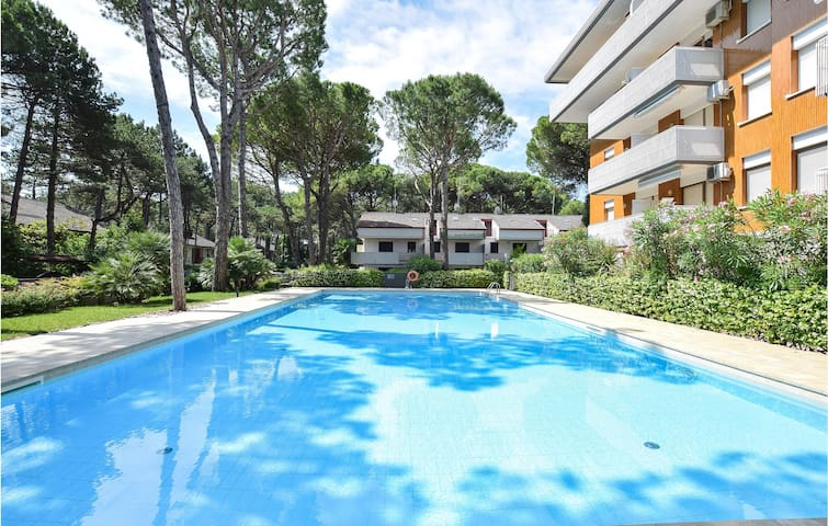 Holiday apartment with 2 bedrooms on 65m² in Lignano Sabbiadoro