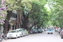 Nha Tho Street