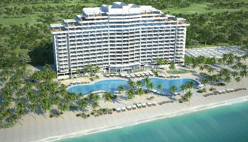 Las Olas Towers Dominikanische Rep - Playa Juan Dolio - Byt se službami (podobně jako v hotelu)