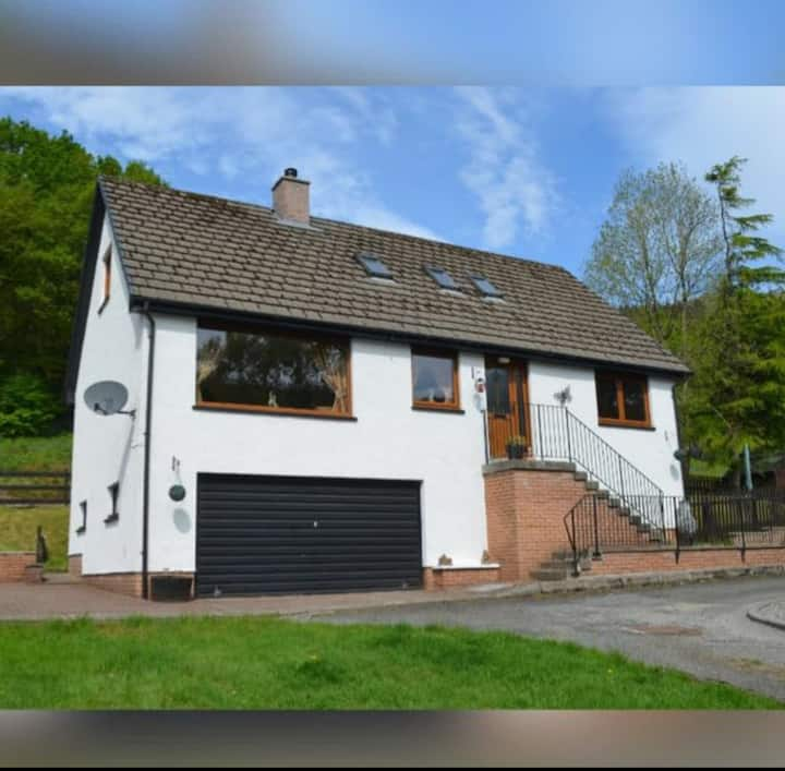 Beautiful detached Lodge in rural area