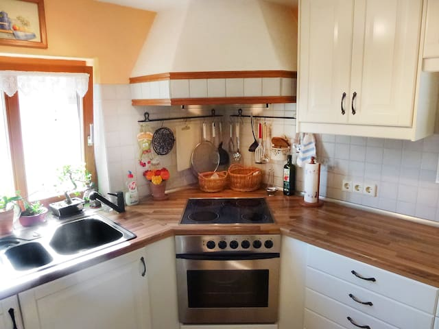 Apartment Ferienwohnung Hauck for 6 persons in Lenzkirch - Lenzkirch - Apartamento