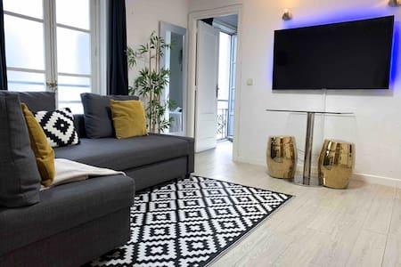 Apartamento 4 personas/Centro/Gran via Madrid