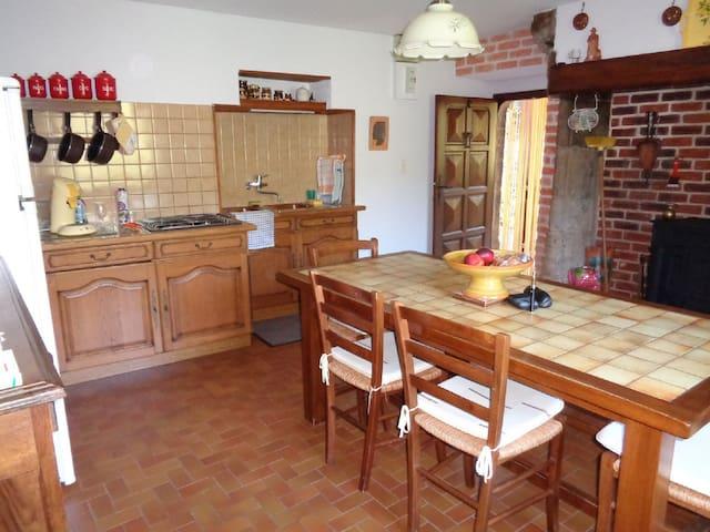 Maison de campagne (Aveyron) - Balaguier-sur-Rance - House