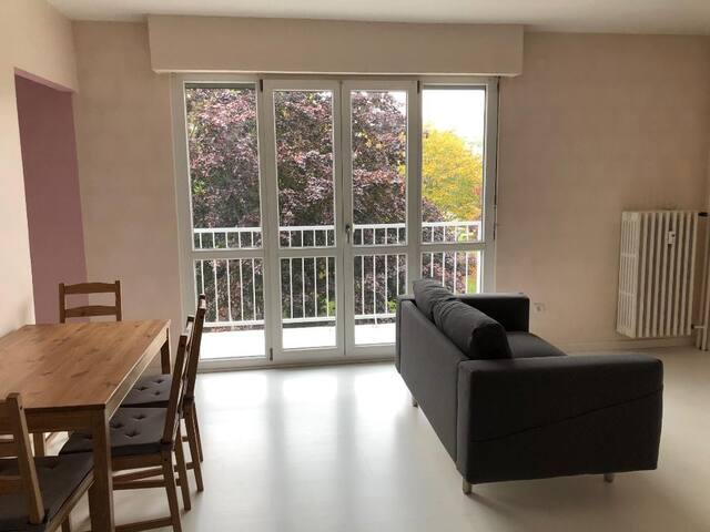 Obernai : appartement lumineux