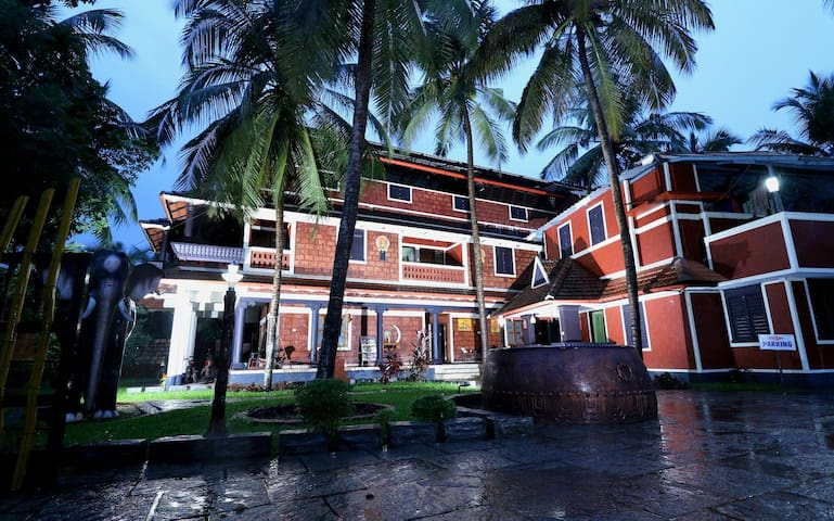 ayurveda heritage stay g steh user zur miete in valiyaparambu kerala in kerala indien. Black Bedroom Furniture Sets. Home Design Ideas