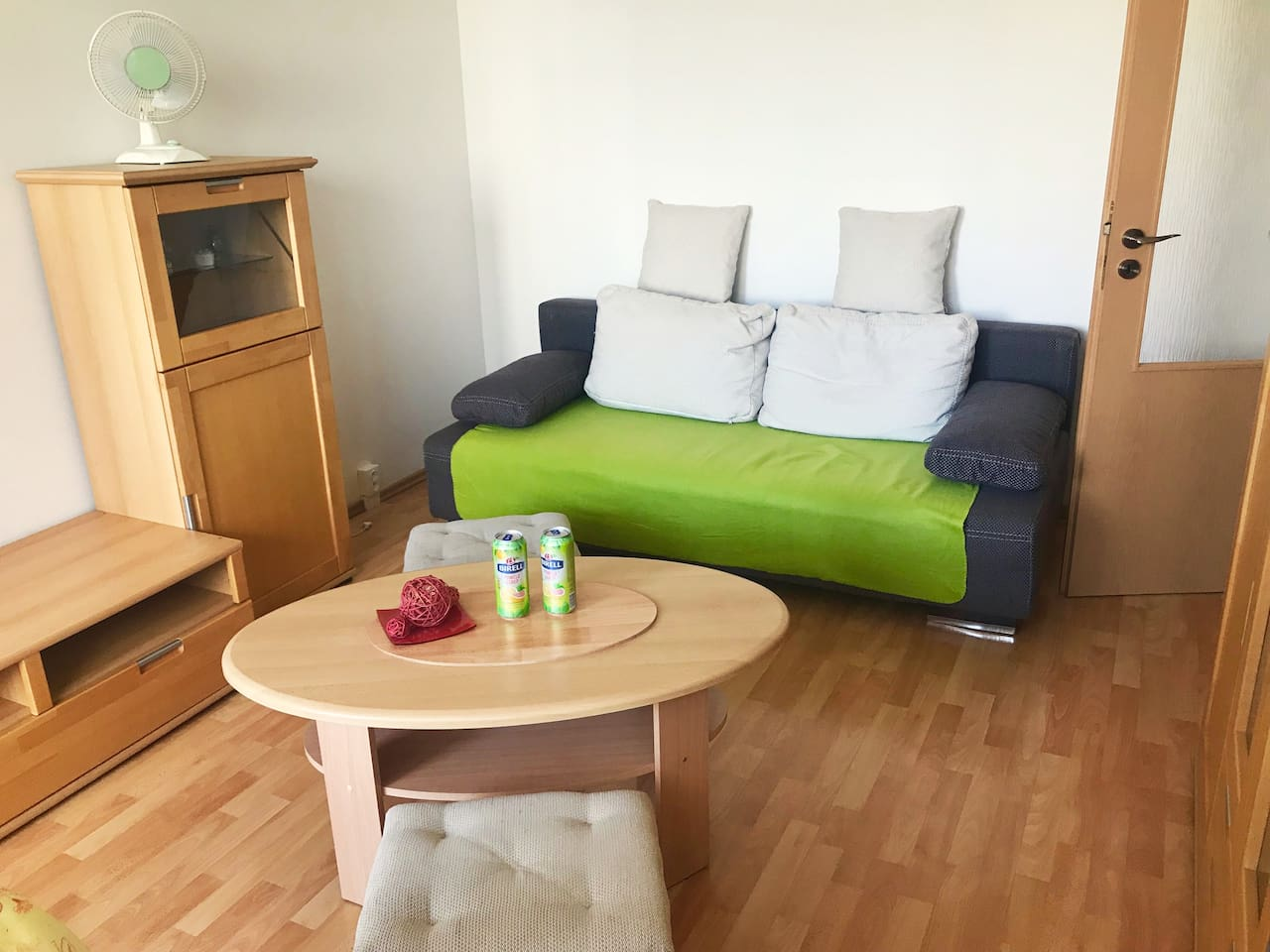 Comfortable apartment near to city center + free wifi + free parking