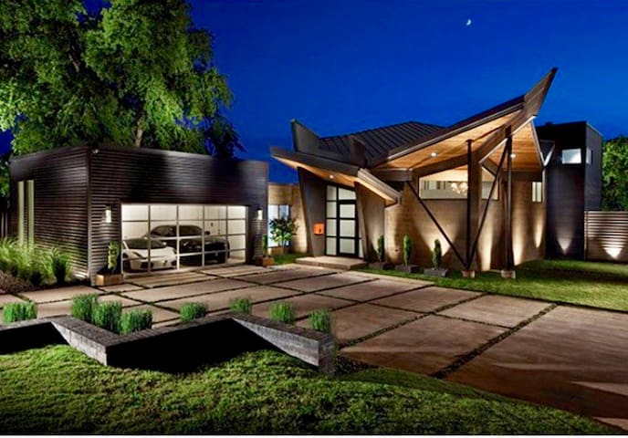 Awesome Modern Home & Event Venue