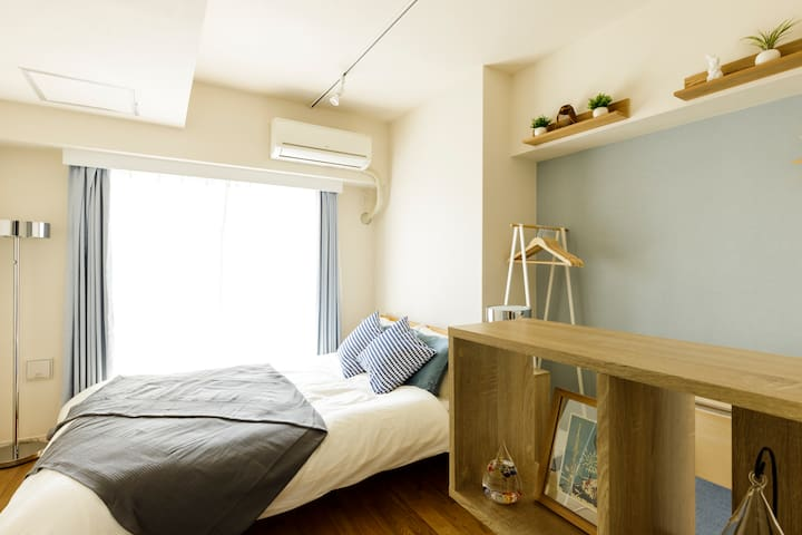 Modern & Peaceful Apt, 2 stops to Shinjuku #12