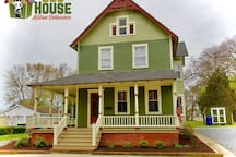 Registered Historic Milton Victorian Home.