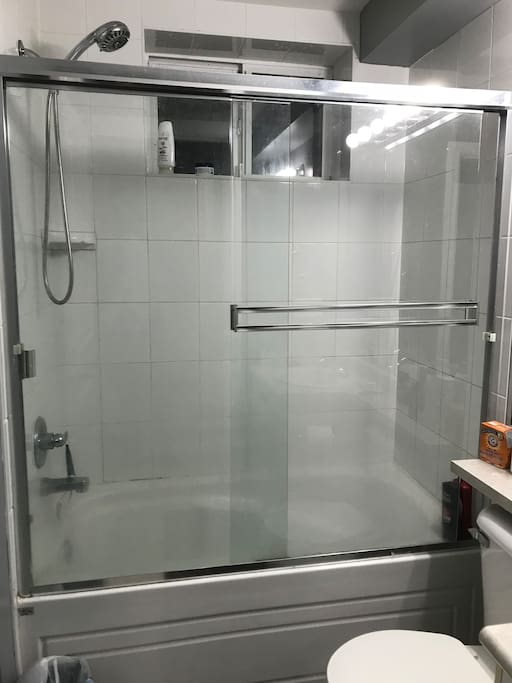 Detachable shower head ...
