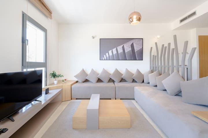 Your Luxury Duplex in C.I.L / Aerocity !