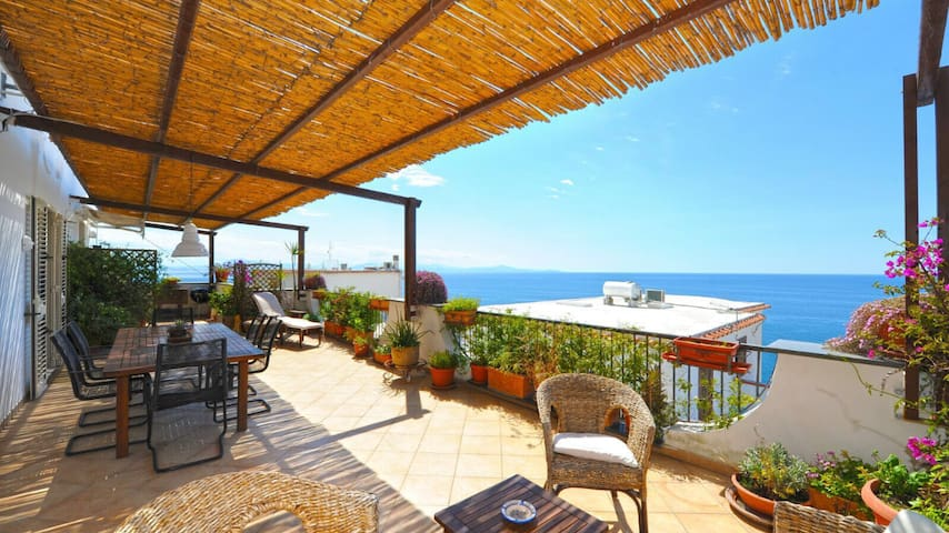 Casa Apollonia - Praiano - Apartamento
