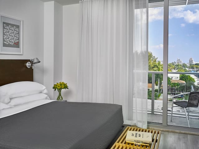 1 Bedroom Private Terrace