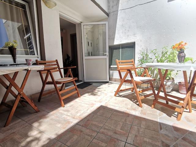 Ohrid City Square Double Apartment