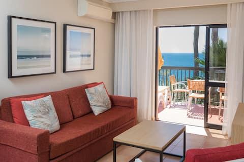 Alfagar Village - Apartamento T1 Vista Mar