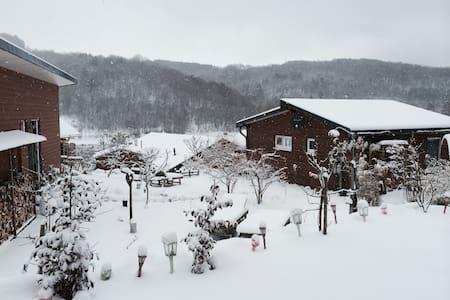 Ferienhaus Heides Hütte 7 am Waldsee Rieden/Eifel - Rieden - Dům pro hosty