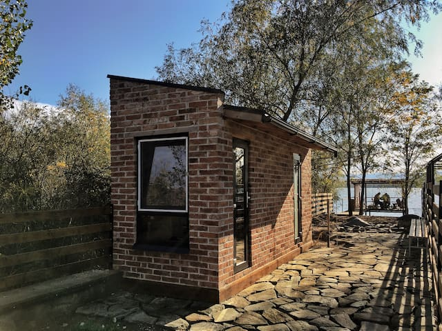 Vacation House on the Danube River
