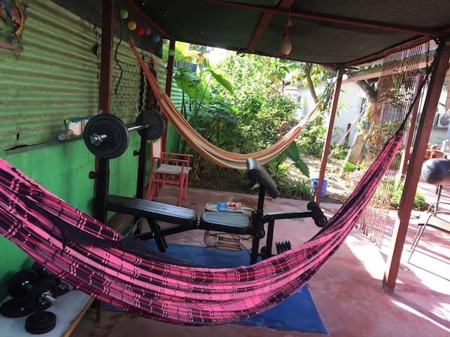 B&B silversand ( questhouse ) - Paramaribo-noord  - Szoba reggelivel